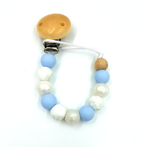 Wholesale Baby Blue Dummy Chain