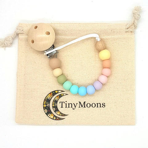 Dummy Chain - Pastel Rainbow