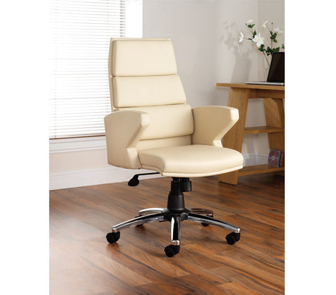 Milot Leather Office Chair