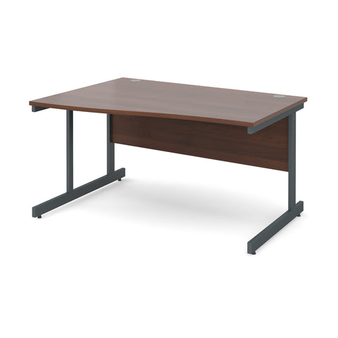 Contract25 Wave Desk