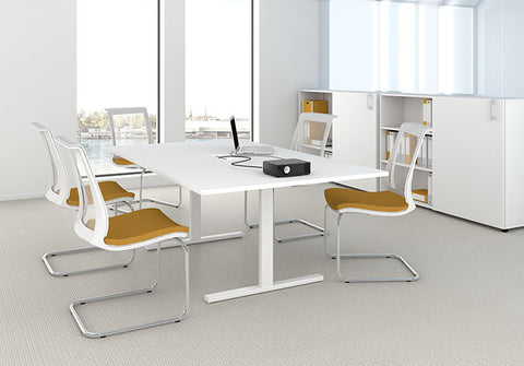T-Easy Rectangular Meeting Table