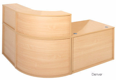 Denver Modular Reception Units From