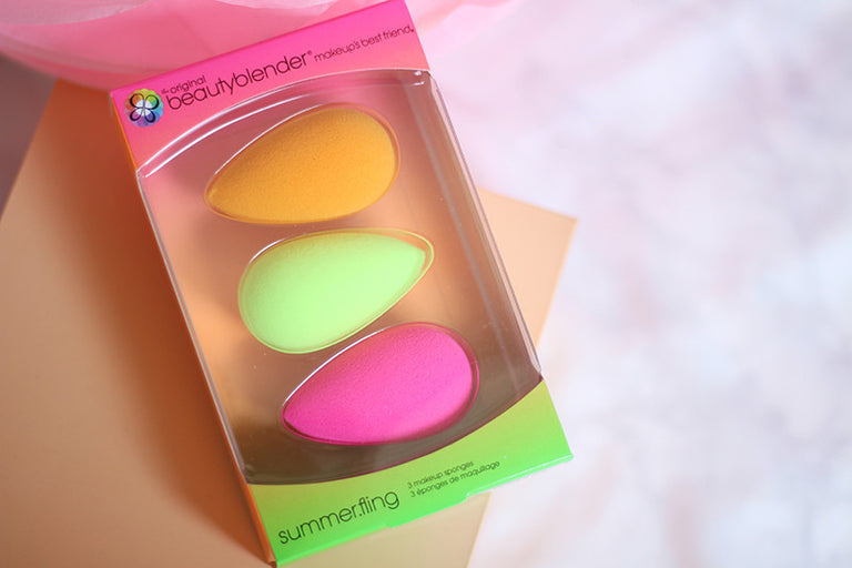 Must-Have Makeup Sponges: beautyblender Summer Fling Trio