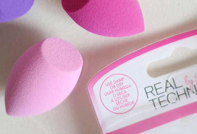 Real Techniques: Battle of the Beauty Sponges