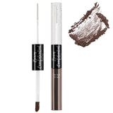 Ardell Beauty - Brow Confidential Brow Duo (1.5g) - Medium Brown