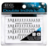 Ardell Duralash Double Up Individuals Knot Free - Medium Black
