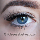 Ardell Faux Mink Lashes Black 811 (Model Shot 1)