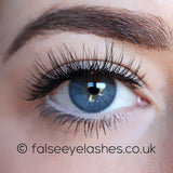 Ardell Faux Mink Lashes Black 812 (Model Shot 1)
