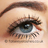 Ardell Studio Effects Lashes Black 110 - Side Shot