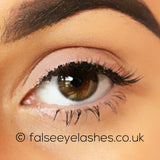 Ardell Soft Touch Lashes 150 Black - Front Shot