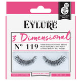 Eylure Cosmetics London - 3 Dimensional Lashes 119