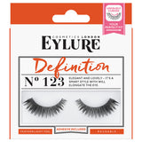 Eylure Cosmetics London - Definition Lashes 123