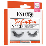 Eylure Cosmetics London - Definition Lashes 123 (Angled)