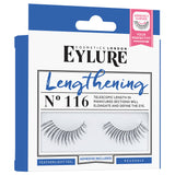 Eylure Cosmetics London - Lengthening Lashes 116 (Angled)