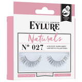 Eylure Cosmetics London - Naturals Lashes 027 (Angled)