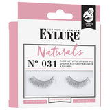 Eylure Cosmetics London - Naturals Lashes 031 (Angled)