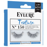 Eylure Cosmetics London - Texture Lashes 150 (Angled)