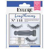 Eylure Cosmetics London - Lengthening Lashes 118 Starter Kit