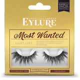 Eylure Cosmetics London - Most Wanted Lashes Lust List