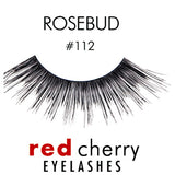 Red Cherry Lashes Style #112 (Rosebud)