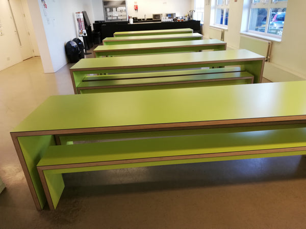 Canteen Table & Benches