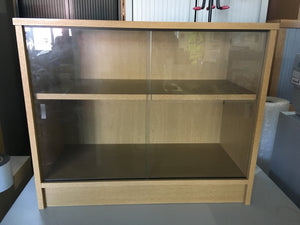Glass Display Unit