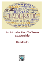 Cover image of Introduction to Team Leadership Skills