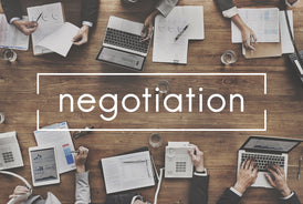 Effective negotiation skills training CPD e-learning course, develop management skills