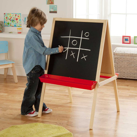 Two sided Easel - 3 Years +