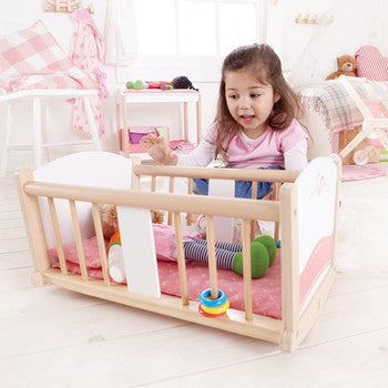 Toy Baby Cot