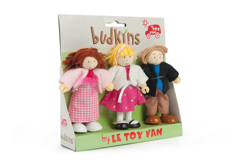 Budkin Doll's House Family