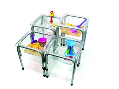Water Play Table - Titchy Tubs