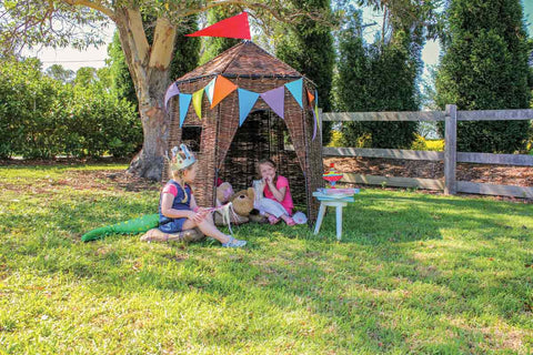 Wicker Play house