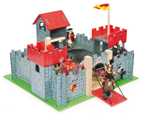 Toy Wooden Castle - Camelot
