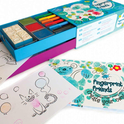 Fingerprint & Stamp Set