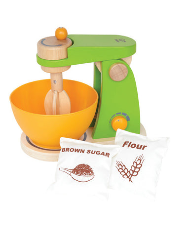 Mixer, Toaster, Coffee Machine Wooden Toys