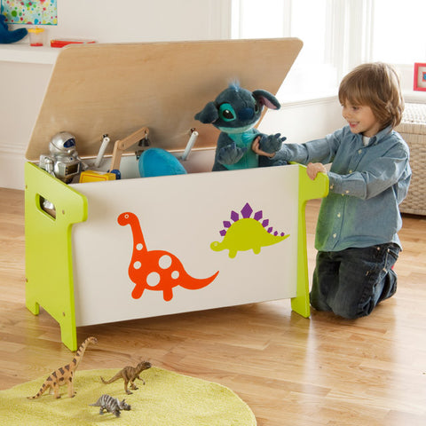 Child's Storage Desk - Green