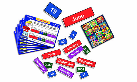 Days-Months-Years Learning Game