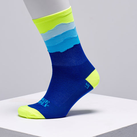 ridge supply hi-viz sock