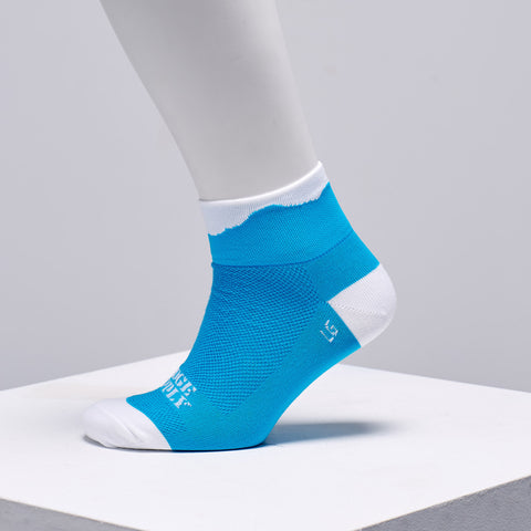 ankle height cycling sock
