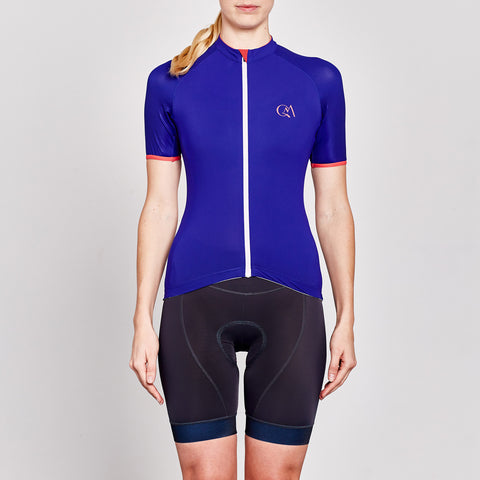 Women's Race Jersey - Bobet Blue