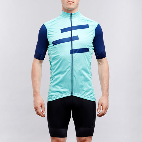 Good Cycling wind vest gilet
