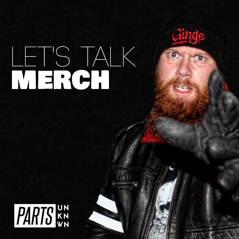 Let's Talk Merch - Hustle Malone