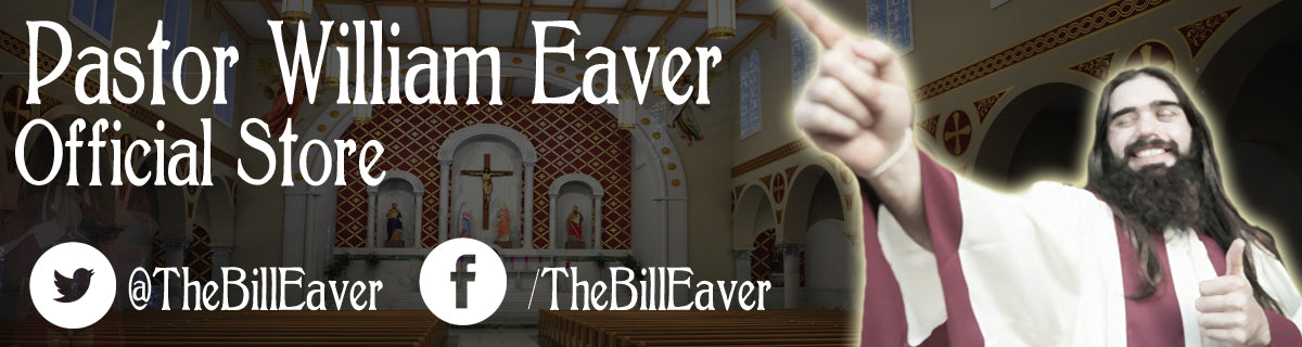 Pastor William Eaver t-shirts