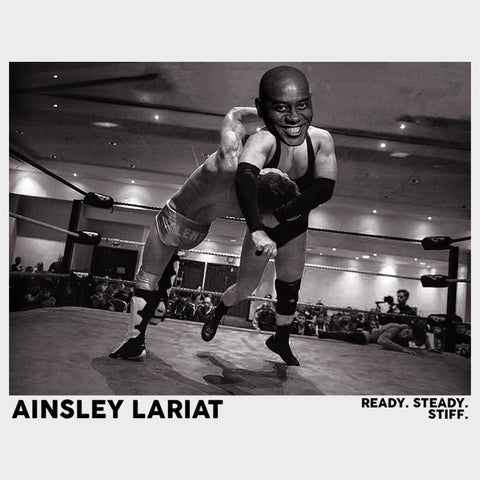 Ainsley Lariat Photo T-Shirt