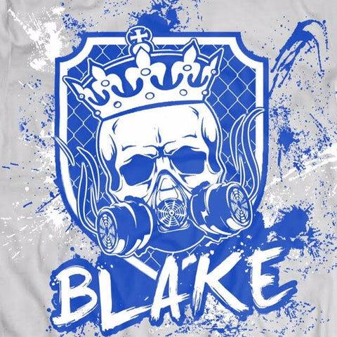 Blake-Pro wrestling T-Shirt-Parts Unknown Clothing