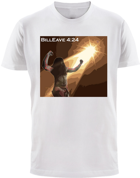 I BillEave T-Shirt - Pastor William Eaver - Parts Unknown t-shirts - Wrestling T-Shirt - 2
