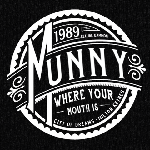 Gene Munny-Pro wrestling T-Shirt-Parts Unknown Clothing