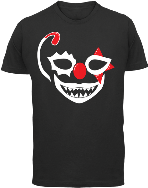 Payaso Pesadilla T-Shirt - Gene Munny - Parts Unknown t-shirts - Wrestling T-Shirt - 2