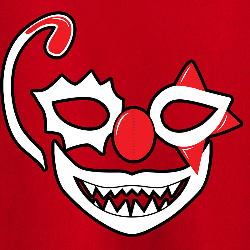 Payaso Pesadilla T-Shirt - Gene Munny - Parts Unknown t-shirts - Wrestling T-Shirt - 1